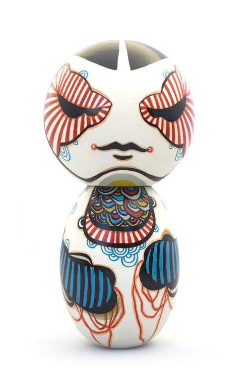 Kokeshi by Yellena